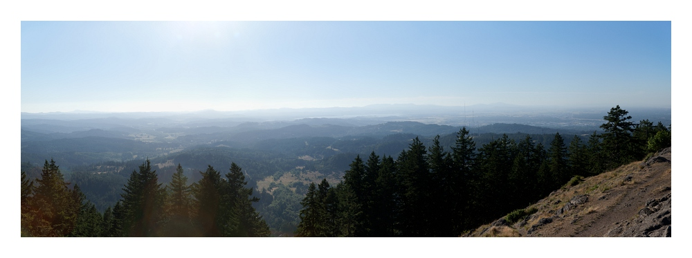 Spencer's Butte, Eugene, OR