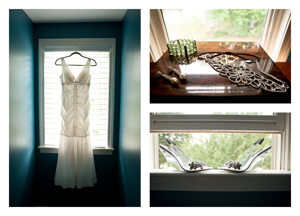 Details of Newburyport wedding