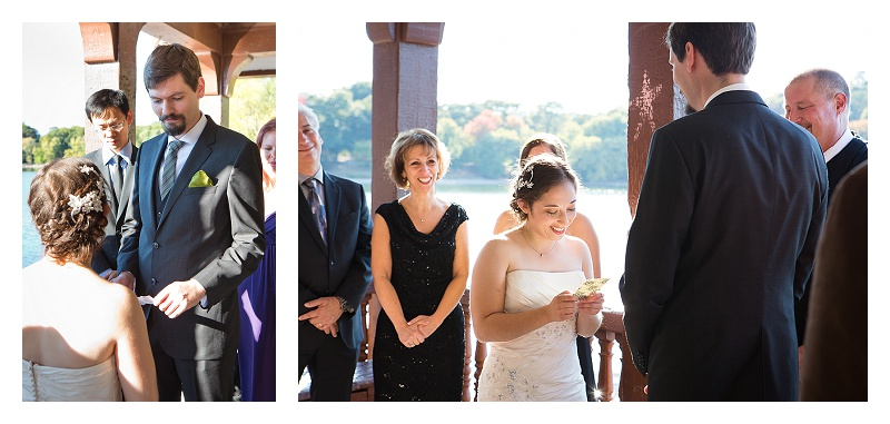 Ceremony: Jamaica Plain Pond