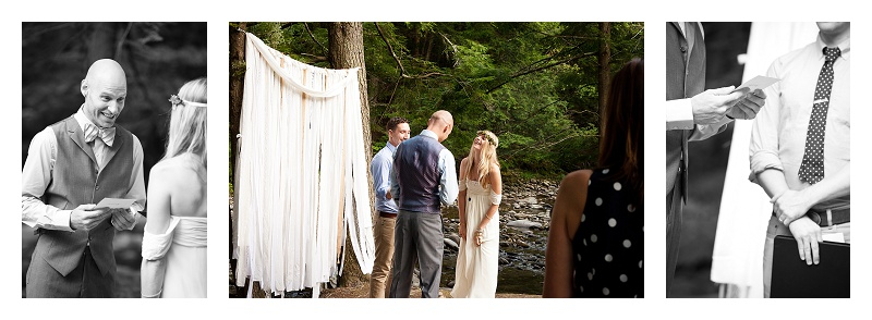 Vermont Outdoor Ceremony
